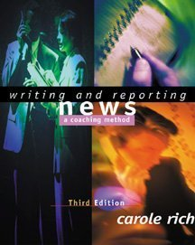 9780534559809: Writing and Reporting News: A Coaching Method