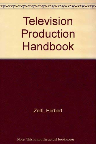 9780534559946: Television Production Handbook