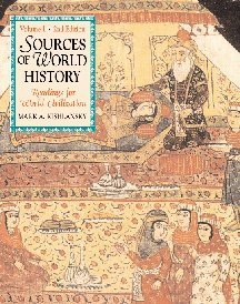 9780534560348: Sources of World History, Volume I: Readings for World Civilization