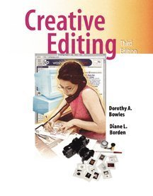 9780534561789: Creative Editing