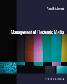 9780534561925: Management of Electronic Media (High School/Retail Version)