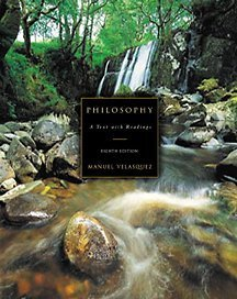 9780534561956: Philosophy: A Text with Readings