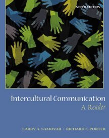 9780534562410: Intercultural Communication: A Reader