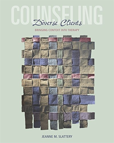 9780534563905: Counseling Diverse Clients: Bringing Context into Therapy (Counseling Diverse Populations)