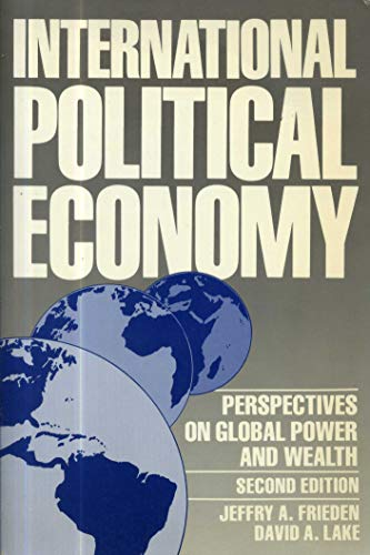 9780534564551: International Political Economy: Perspectives on Global Power and Wealth