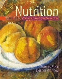 9780534564667: Nutrition: Concepts and Controversies