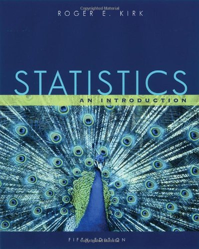 9780534564780: Statistics: An Introduction