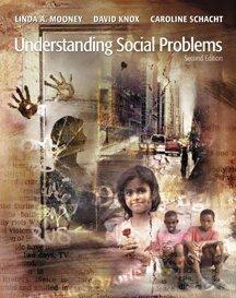 Understanding Social Problems: Linda A. Mooney;
