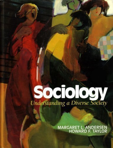9780534566852: Sociology: Understanding a Diverse Society