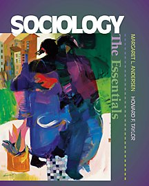 9780534567088: Sociology:  The Essentials (Non-InfoTrac Version)