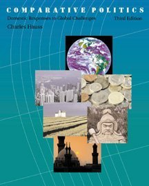 9780534567545: Comparative Politics: Domestic Responses to Global Challenges