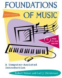 9780534567644: Foundations of Music: A Computer-Assisted Introduction