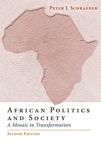 9780534567699: African Politics and Society: A Mosaic in Transformation