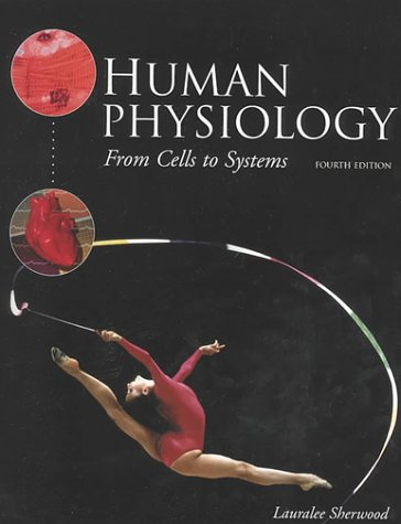 9780534568269: Human Physiology With Infotrac: From Cells to Systems
