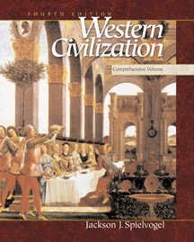 9780534568351: Western Civilization: Comprehensive Volume