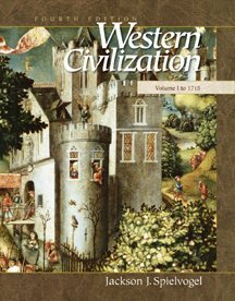 9780534568368: Western Civilization: Volume I: To 1715