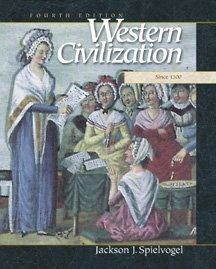 9780534568412: Western Civilization: Since 1300