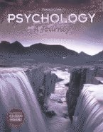 9780534568726: Psychology: a Journey: With CD-Rom and Infotrak