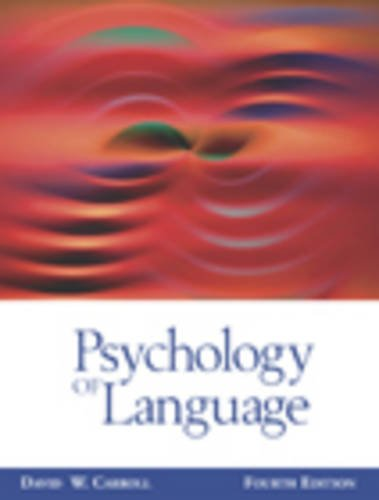9780534569013: Psychology of Language