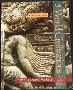 9780534569150: World civilizations: Comprehensive volume