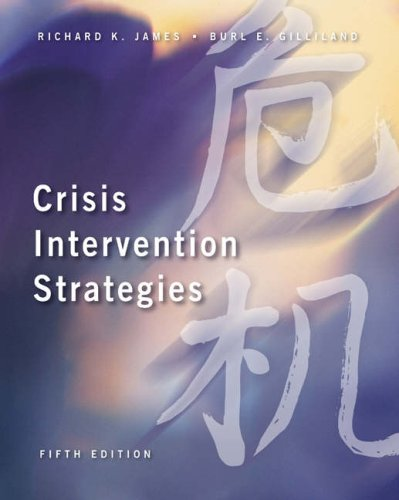 9780534569662: Crisis Intervention Strategies (with InfoTrac)