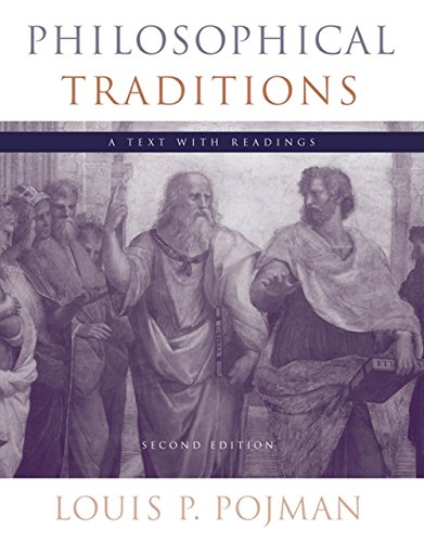 9780534570422: Philosophical Traditions: A Text with Readings