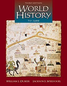 9780534571948: World History to 1500 (Non-InfoTrac Version)