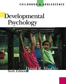 9780534572143: Developmental Psychology: Childhood and Adolescence (with InfoTrac)