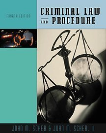 9780534572594: Criminal Law and Procedure (with InfoTrac)