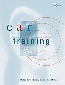 9780534572679: Music for Ear Training: CD-ROM and Workbook