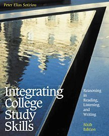 9780534572969: Integrating College Study Skills: Reasoning in Reading, Listening, and Writing