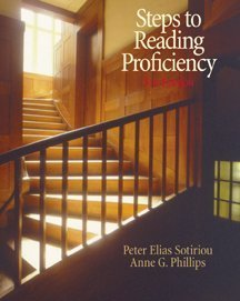 9780534573126: Steps to Reading Proficiency