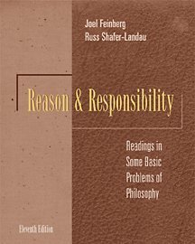 9780534573522: Reason and Responsibility: Readings in Some Basic Problems of Philosophy