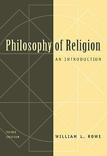 9780534574253: Philosophy of Religion: An Introduction