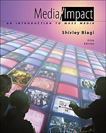 9780534575106: Media/Impact: An Introduction to Mass Media