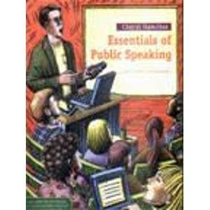 9780534575472: Essentials of Public Speaking (with InfoTrac and CD-ROM)