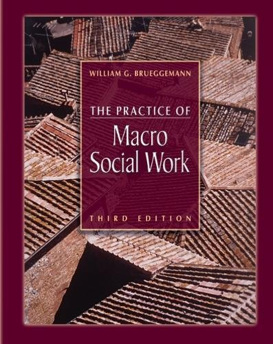 9780534575854: The Practice of Macro Social Work