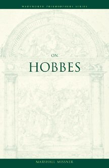 9780534575922: On Hobbes (A Volume in the Wadsworth Philosophers Series)