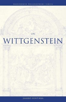 9780534575946: On Wittgenstein (A Volume in the Wadsworth Philosophers Series)