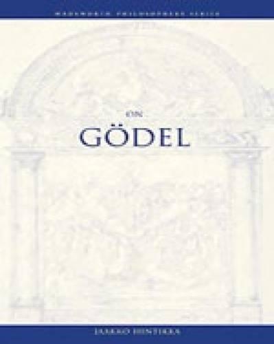 9780534575953: On Godel (Wadsworth Philosophers Series)