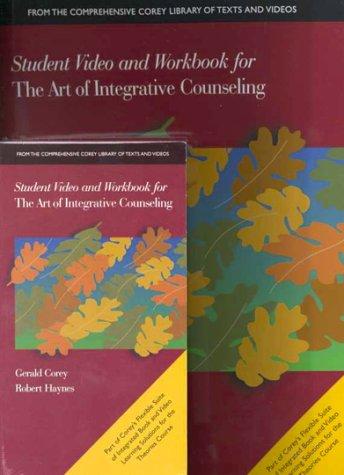 Gerald Corey Art Integrative Counseling Abebooks