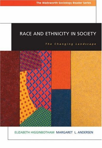 9780534576486: Race and Ethnicity in Society: The Changing Landscape (with InfoTrac) (Wadsworth Sociology Reader)