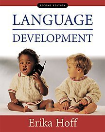 9780534577896: Language Development