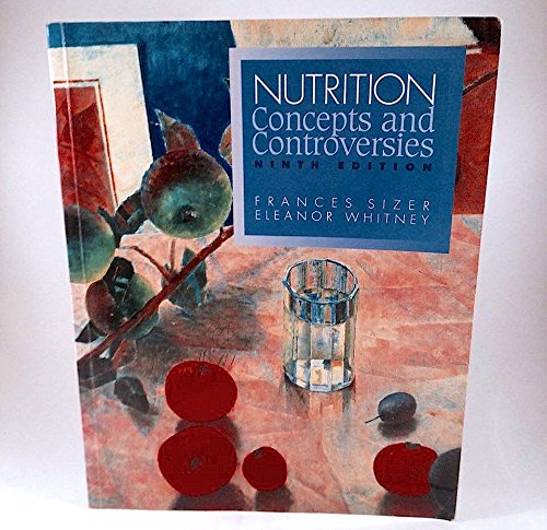 9780534577995 Nutrition Concepts And Controversies Abebooks