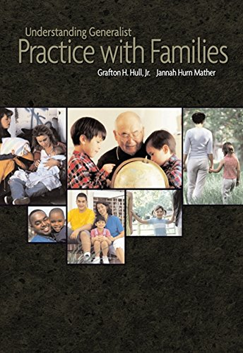 9780534579371: Understanding Generalist Practice with Families (Marital, Couple, & Family Counseling)