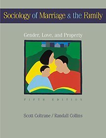 9780534579609: Sociology of Marriage and the Family: Gender, Love, and Property