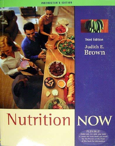 9780534580087: Nutrition Now, 3rd Edition