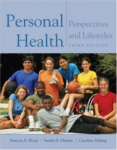 9780534581084: Personal Health: Perspectives and Lifestyles (with InfoTrac and Health and Fitness and Wellness Internet Explorer)