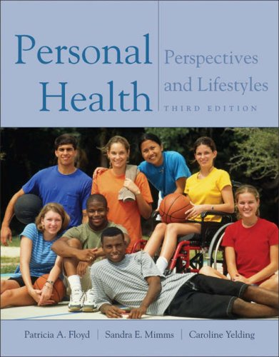 9780534581183: Personal Health: Perspectives and Lifestyles (Non-InfoTrac Version with Health and Fitness and Wellness Internet Explorer)