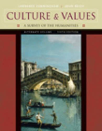 Culture and Values: A Survey of the Humanities, Alternate Edition (Book & CD-ROM): Lawrence S. ...